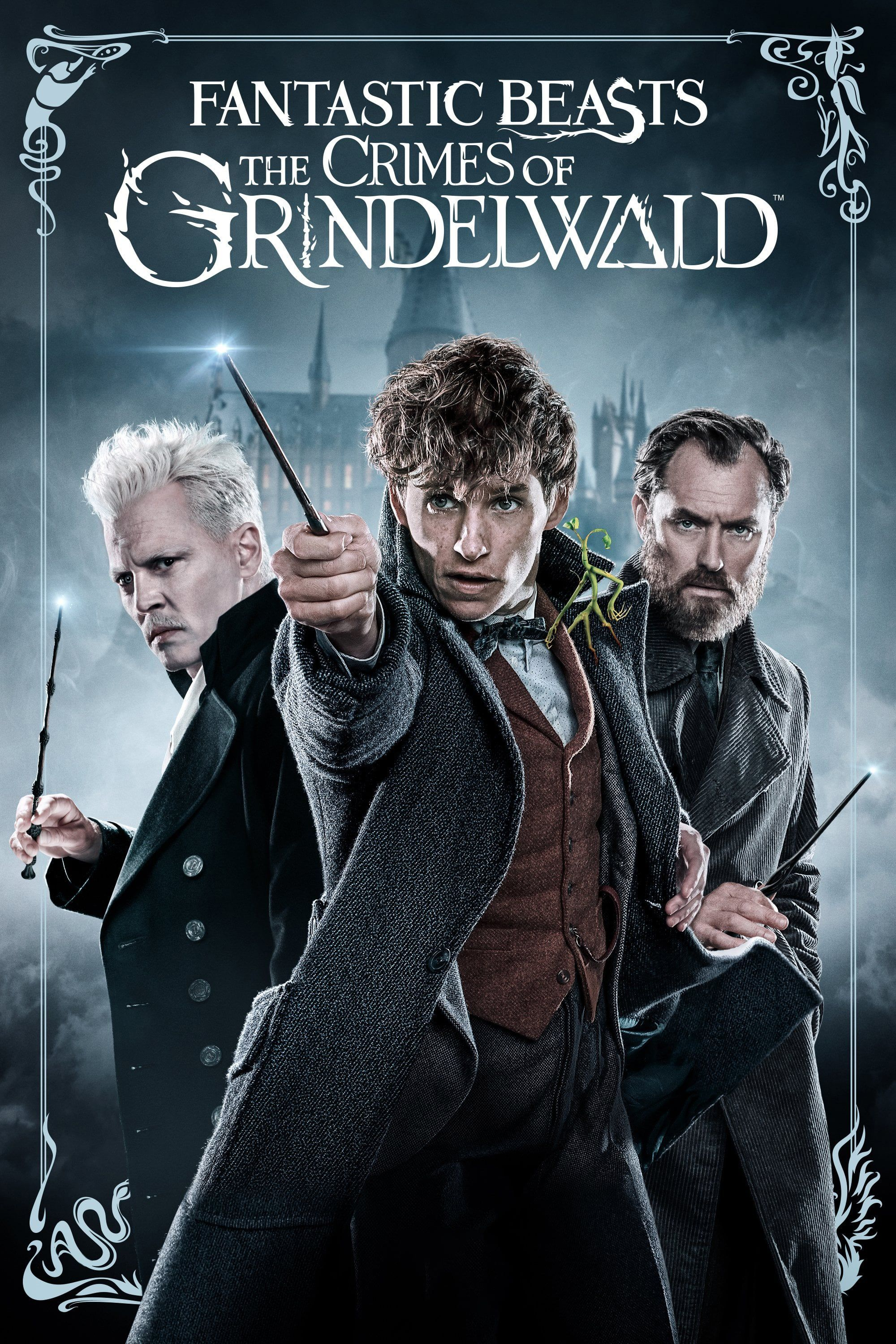 🔥 Ver película Fantastic Beasts: The Crimes of Grindelwald (2018 ...