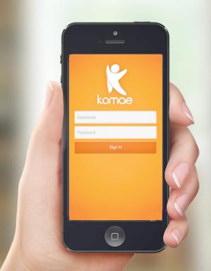 Komae is a social media babysitting app coming April 2016