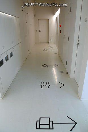 Una selecci n de recursos innovadores de se alizaci n para for Design hotel kyoto