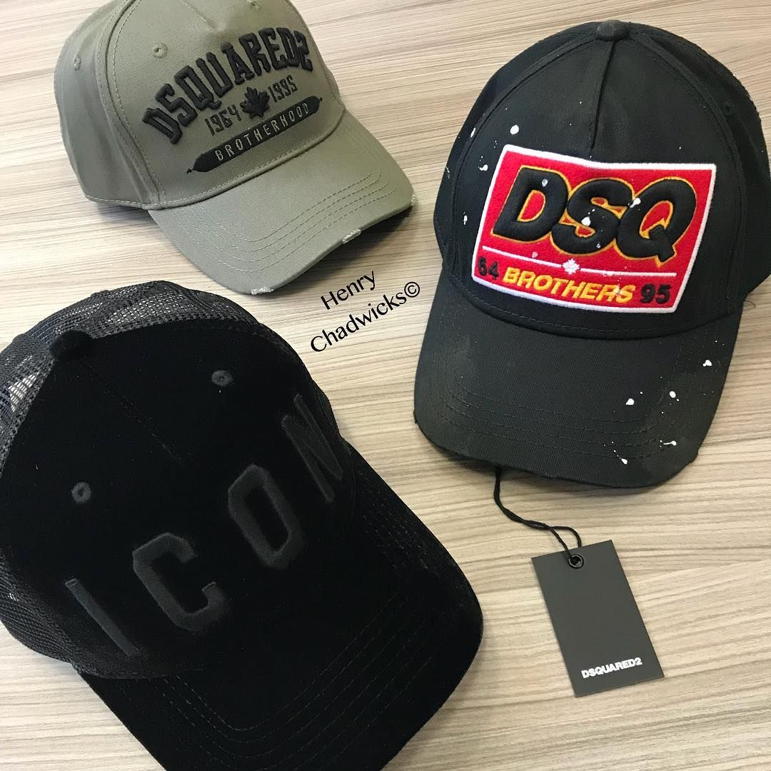 959da984c0735 NEW DSQUARED! Follow  IllumiLondon and discover more street style Baseball  Caps, Yeezy,