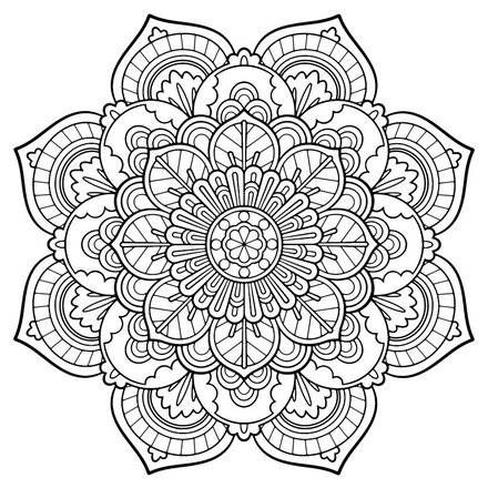 Adult Printable Coloring Pages Adult Coloring Pages : 9 Free Online ...