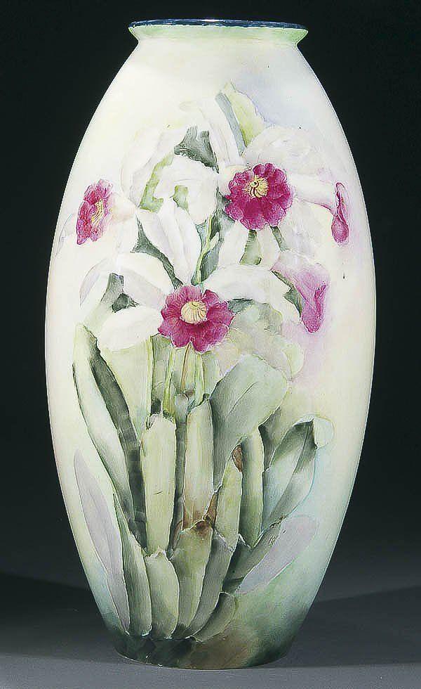 154 Willets Belleek Catalia Orchid Porcelain Vase On Pinterest