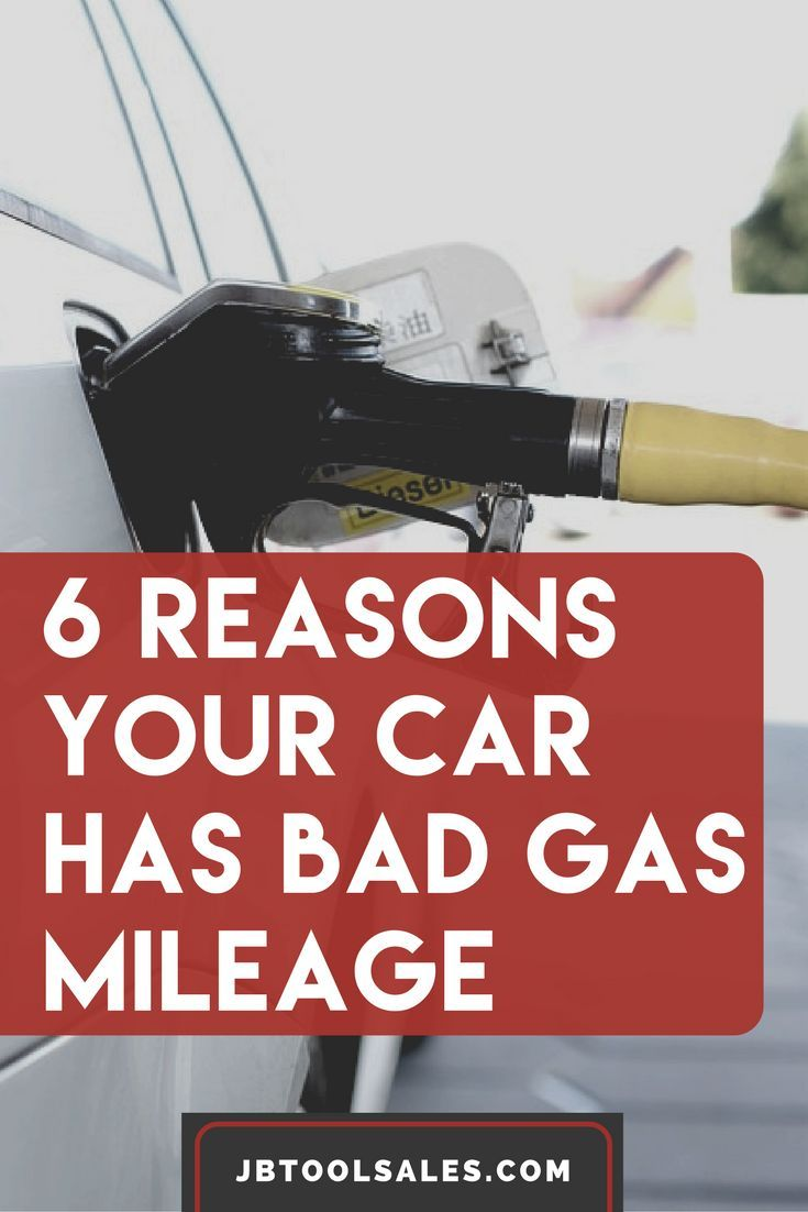 6 reasons your car has bad gas mileage autos pinterest model car engine and cars. Black Bedroom Furniture Sets. Home Design Ideas
