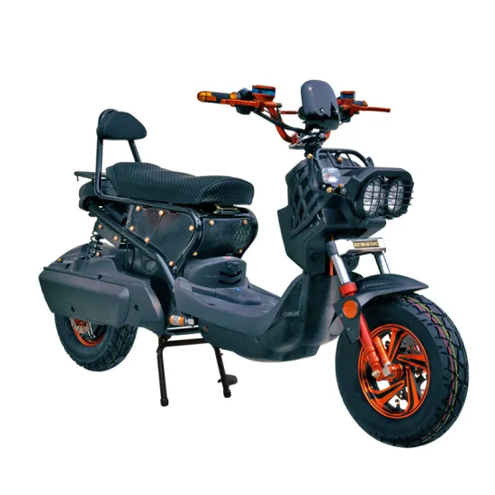 [Hot Item] Electric Scooter 2 Wheel Electric Moped Scooter