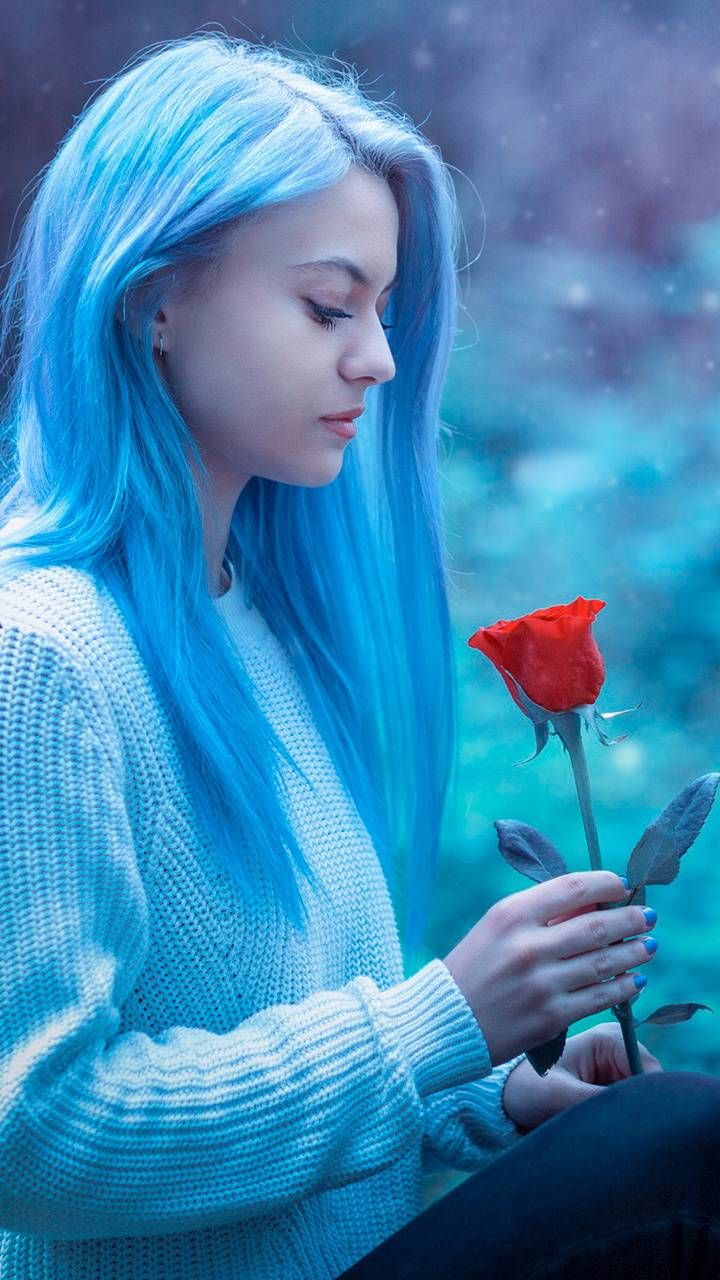 Download Blue Girl - FK Wallpaper by FurkanKrts - cb - Free on ZEDGE™ now. Browse millions of ...