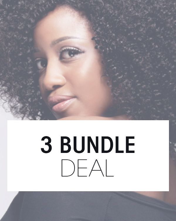 3 Bundle Deals - Clip In Hair [BD05] - $0.00