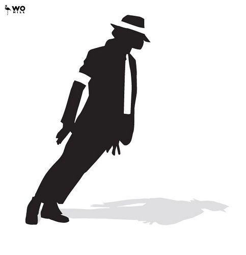 Michael Jackson Silhouette Vector Michael Jackson Silhouette Michael Jackson Tattoo Michael Jackson Art