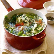 weightwatchers soup