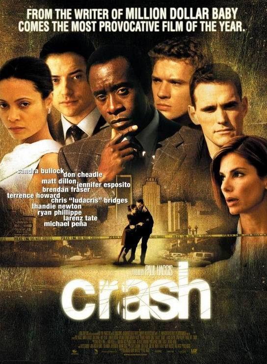 Reflections On The Movie Crash Cartaz De Filme Posteres De