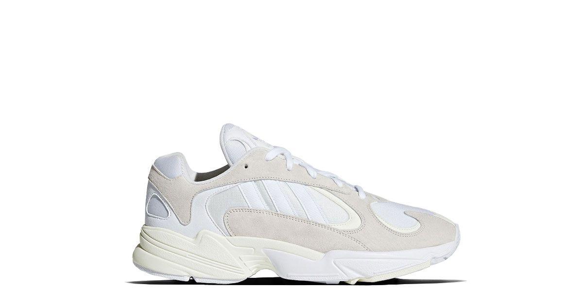 Adidas Yung Cloud 1 SneakersUnd WhiteSneaker Releases jR35SLqc4A