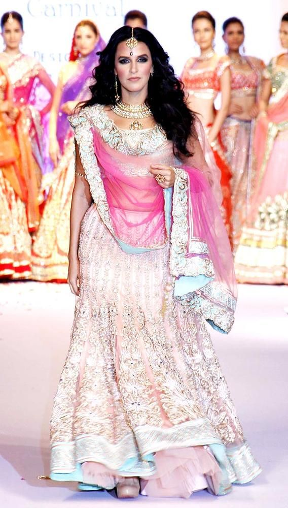 Neha Dhupia at a major jewellery fashion event #Bollywood #Fashion ...