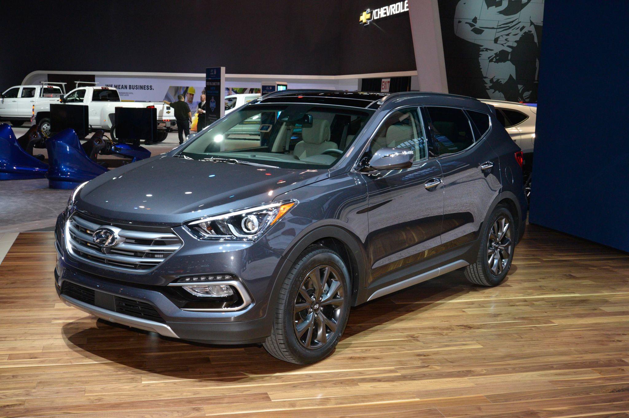 2017 Hyundai Santa Fe Specs Price Affordable Http Pistoncars