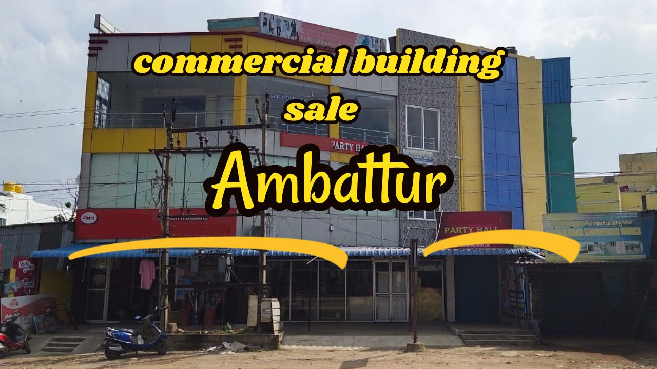 Pin on chennai commercial property for sale