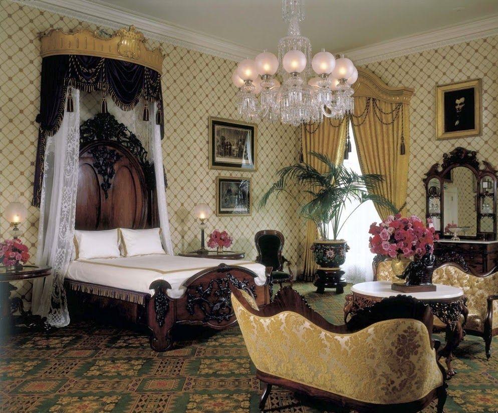Lincoln Bedroom-Whitehouse COTE DE TEXAS | The White House | White ...