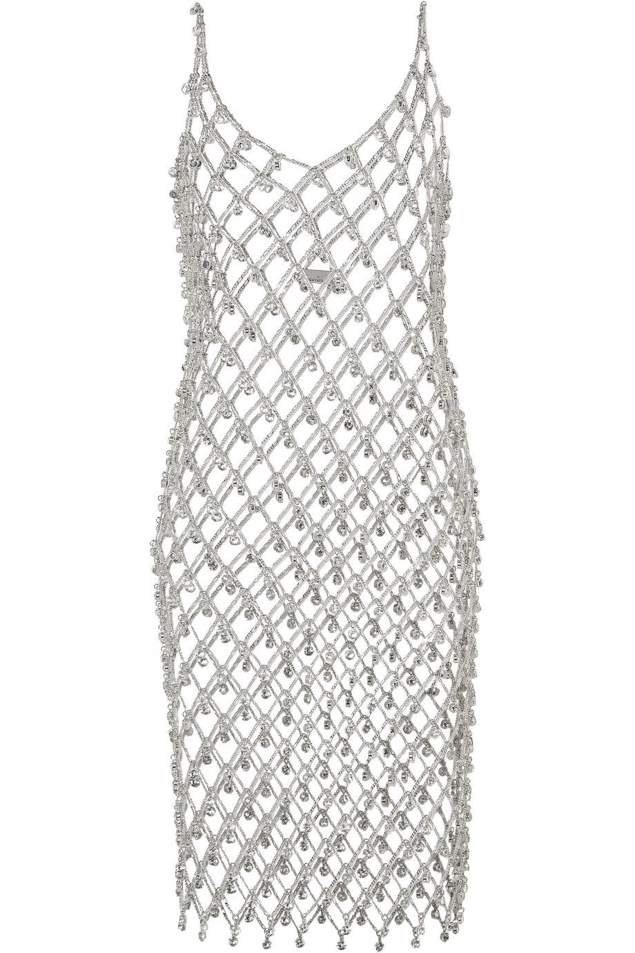 0a647131e44 Paco Rabanne s signature chain link pieces are incredibly detailed - each  one is made up of thousands of elements and can take up to twenty-five  hours to ...