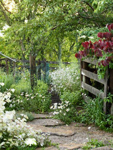 50 Fresh New Ways To Landscape Your Yard Gardens