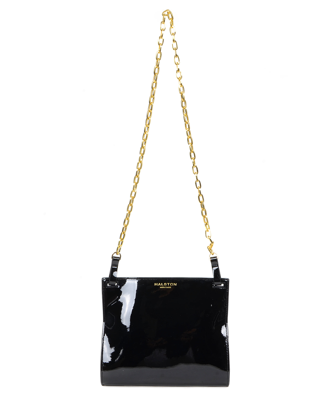 10736950ed05 HALSTON HERITAGE Halston Heritage Brooke Flat Chain Shoulder Bag .   halstonheritage  bags