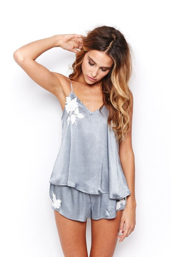 9b0dc0e7f1 Cute Sleepwear is a must! Go peek at the blog for the top ten sleepwear  pieces! We love pajama sets!