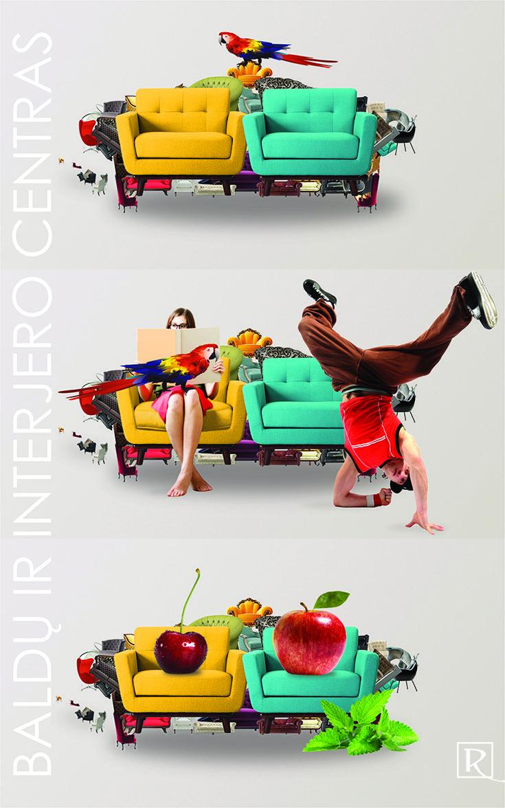 furniture advertising