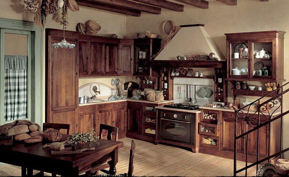 Cozinhas de fazendas antigas
