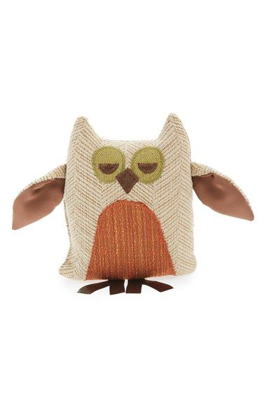 Woof & Poof Small Owl Decoration available at #Nordstrom