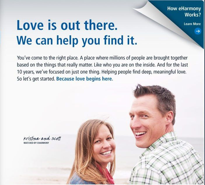 Find Your Best Match Only At Eharmony Eharmony Propriety Software Helps You Find The Best Compatible Matches From Millions O Eharmony Promo Codes Free Trial