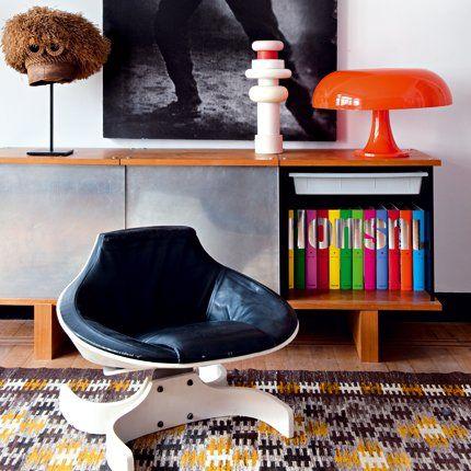 seesaw.: vintage colour.