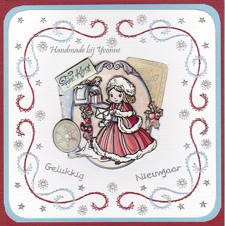 Y Kerstpost