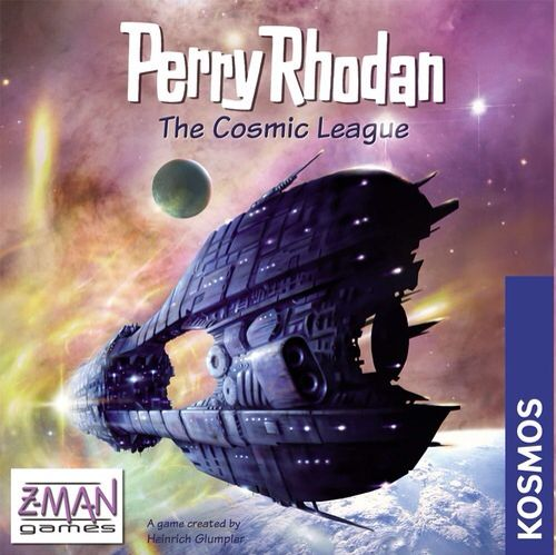 Re-Up of Perry Rhodan