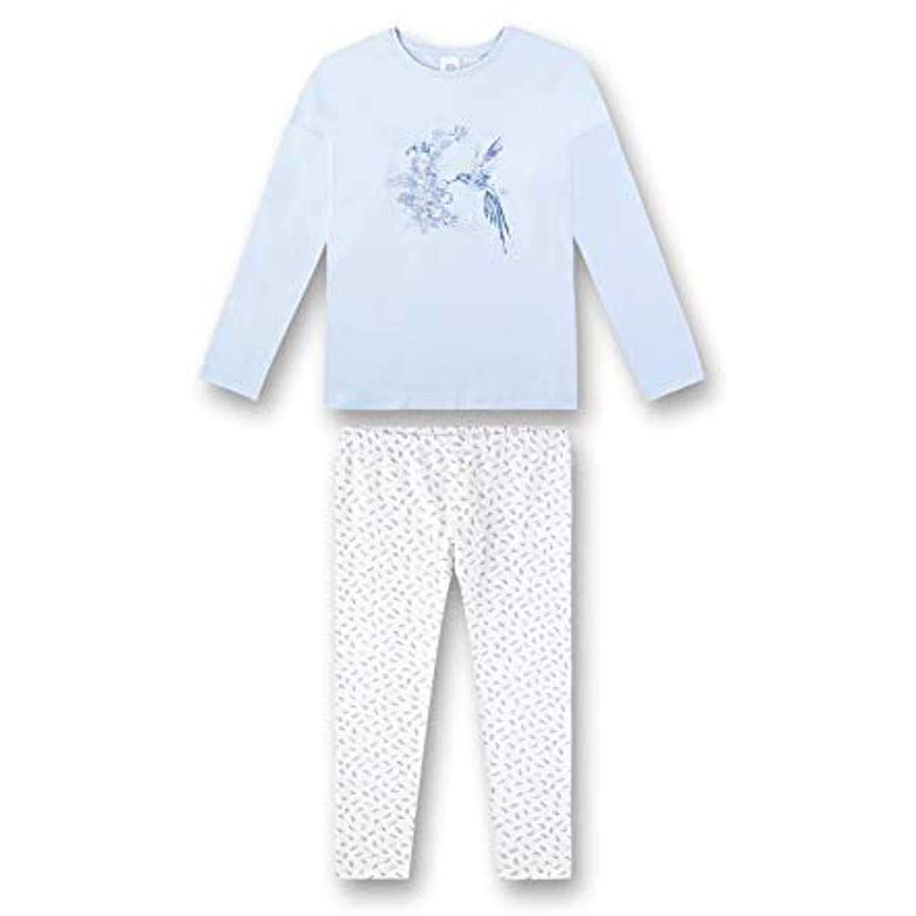 Sanetta Jungen Pyjama Lang Zweiteiliger Schlafanzug