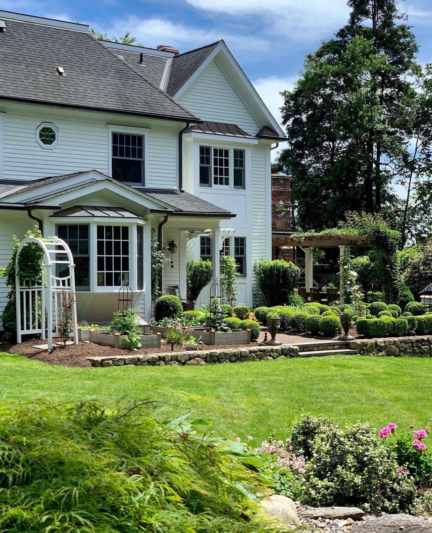 Enchanting Garden Tour in Greenwich Connecticut
