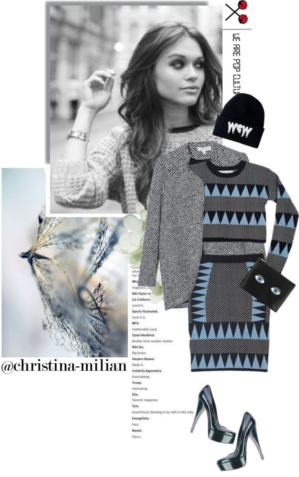 """Christina Milian"" by mymilla on Polyvore"