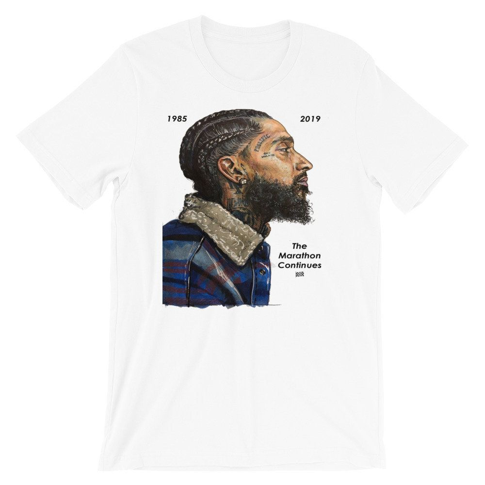 Nipsey Hussle Crenshaw Activewear Tops Men Nipsey Hussle Cool Tank Top Shirt