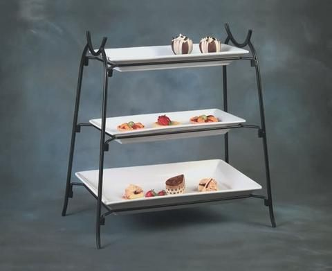 40 Tier Wrought Iron Stand IS40 Gift Guide 4040 Pinterest Impressive Wrought Iron Display Stands