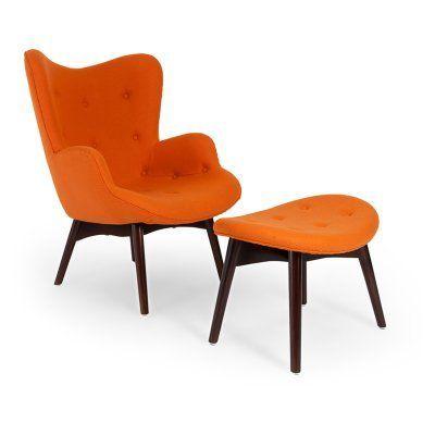 Excellent Kardiel Grant Featherston Contour Wingback Chair With Dailytribune Chair Design For Home Dailytribuneorg