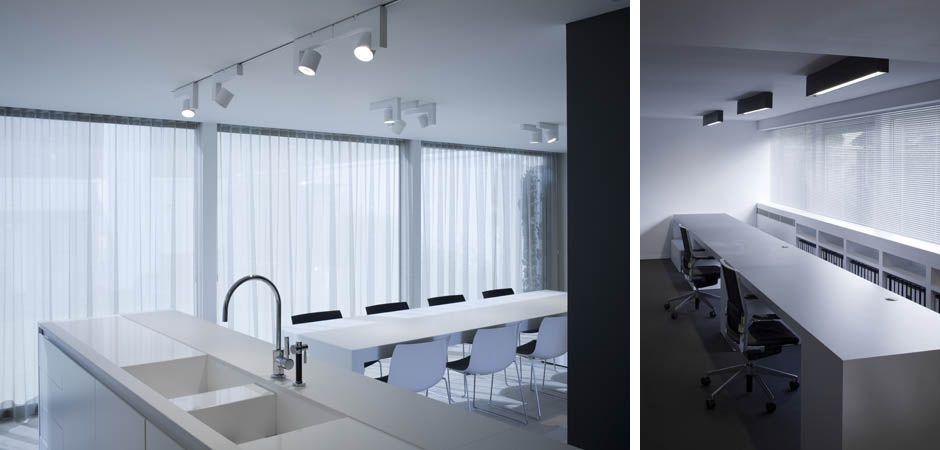 Private houses - Lighting by Kreon | Kreon | Pinterest | House ...