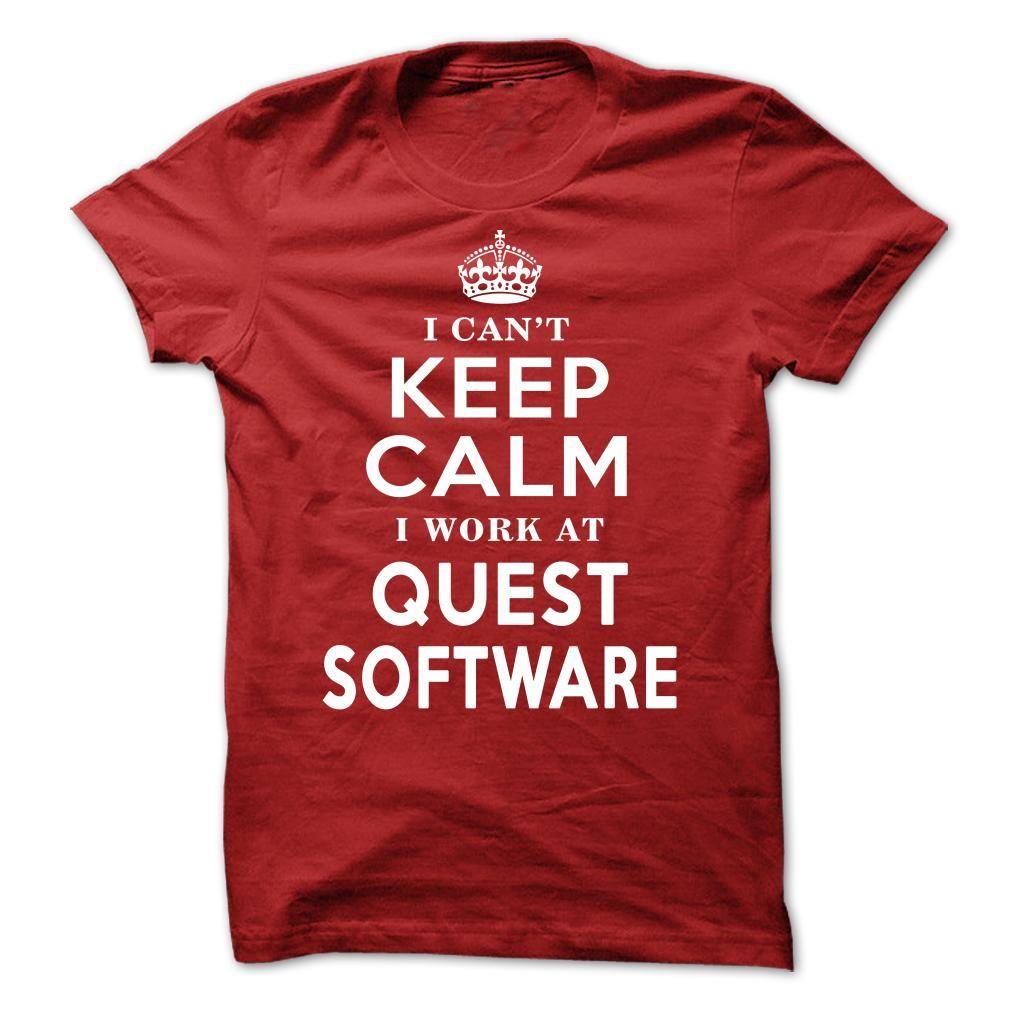 X Quest Software Tee X T Shirt Hoodie Sweatshirt Custom Shirts