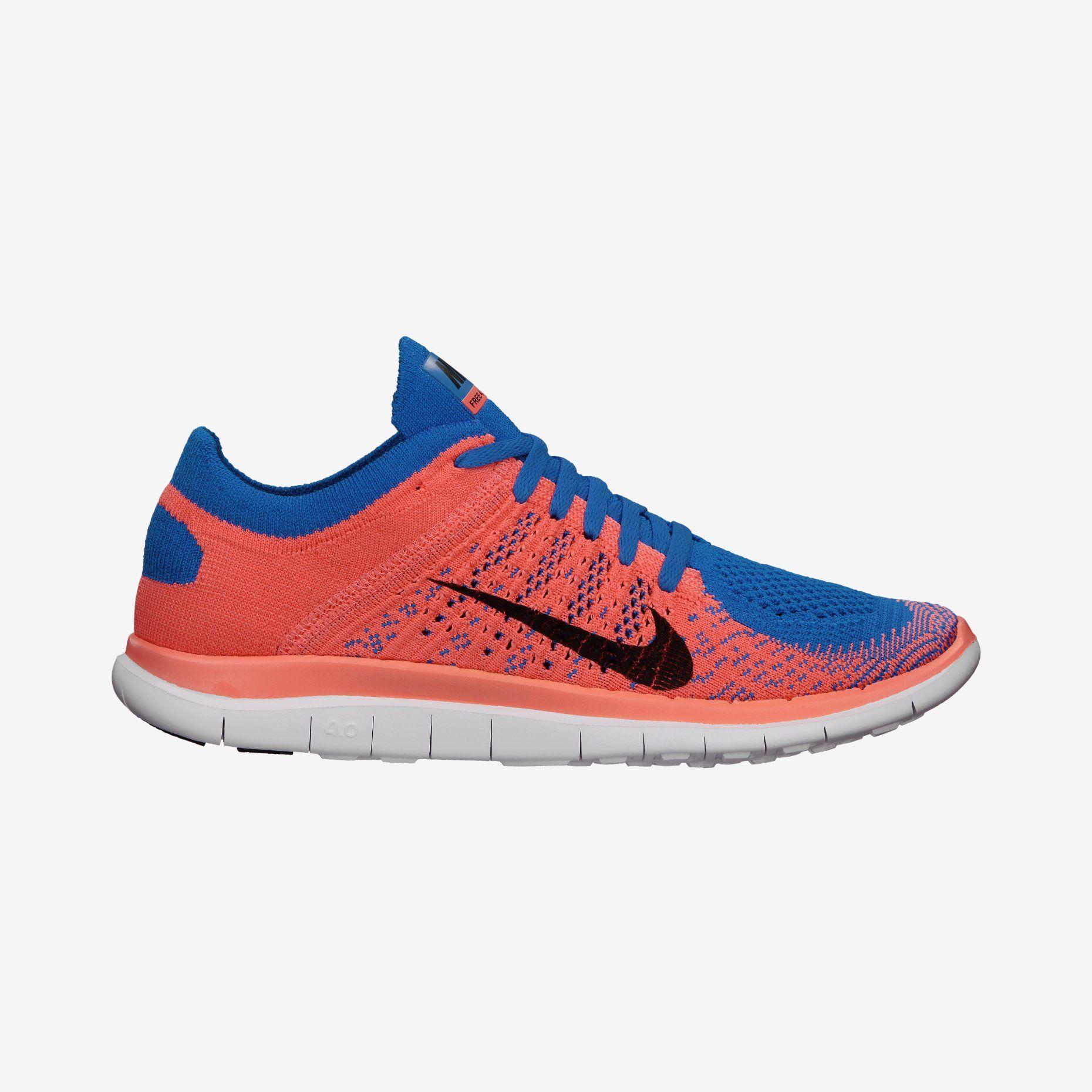 on sale 28b18 96408 Nike Free 4.0 Flyknit Women s Running Shoe.