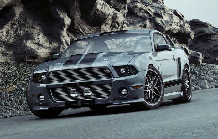 German Tuner Reifen Koch Makes The 2010 Ford Mustang Gt More