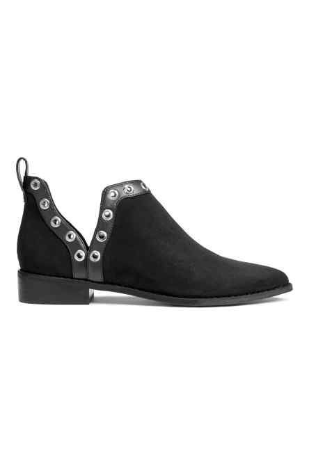 Beaded Ankle Boots from H&M R589,90