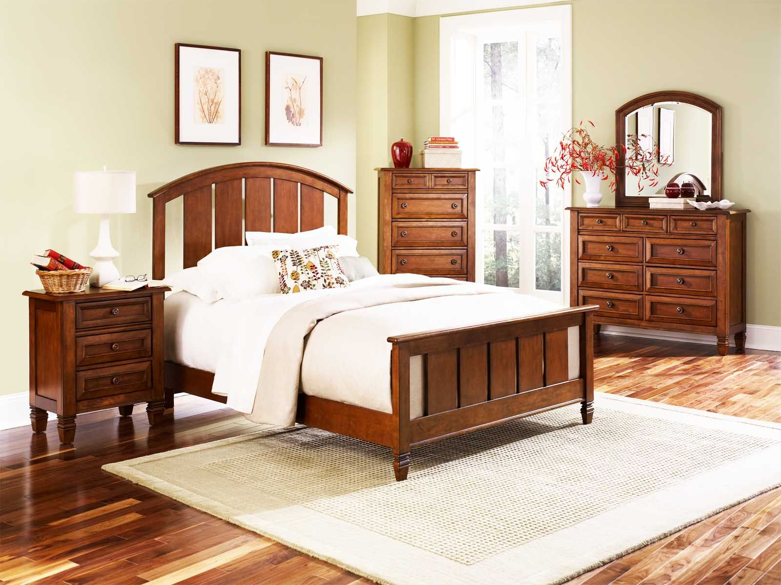 Liberty Furniture Taylor Springs Panel Bedroom 521BR