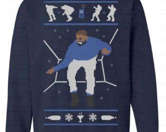 1800 Hotline Bling Drake Ugly Christmas Sweater, Sweatshirt T ...
