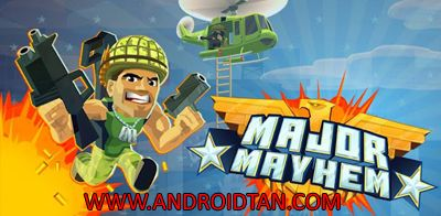 Download Major Mayhem Mod Apk V1 1 3 Unlimited Money Ammo