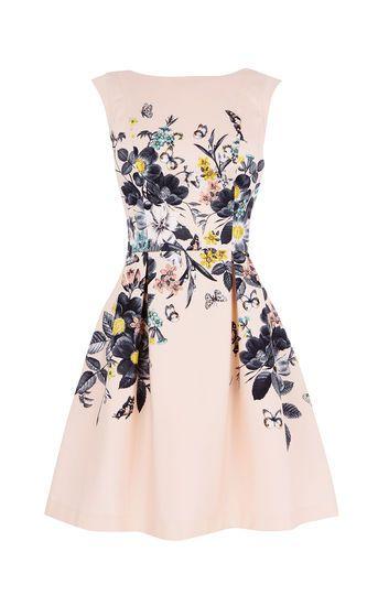 ROSIE SKATER DRESS | Oasis | DREAM DRESSES & SWEET SKIRTS | Pinterest