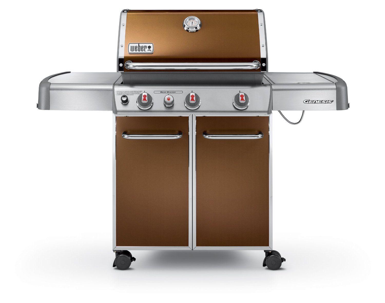 Outdoorküche Gasgrill Review : Weber genesis e cool grill reviews of grills i want