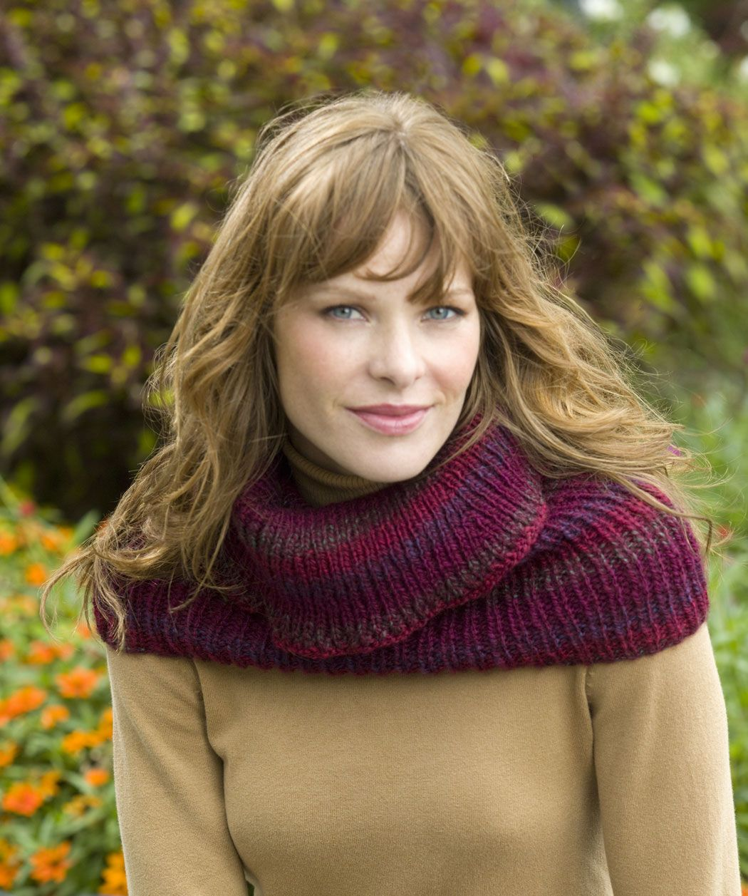 Cowl Hood Warmer Knitting Pattern | Red Heart | Knit♡Cowls ...