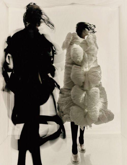 Colpevole innocenza | officialstevenmeisel2:   saloandseverine:   Vogue...