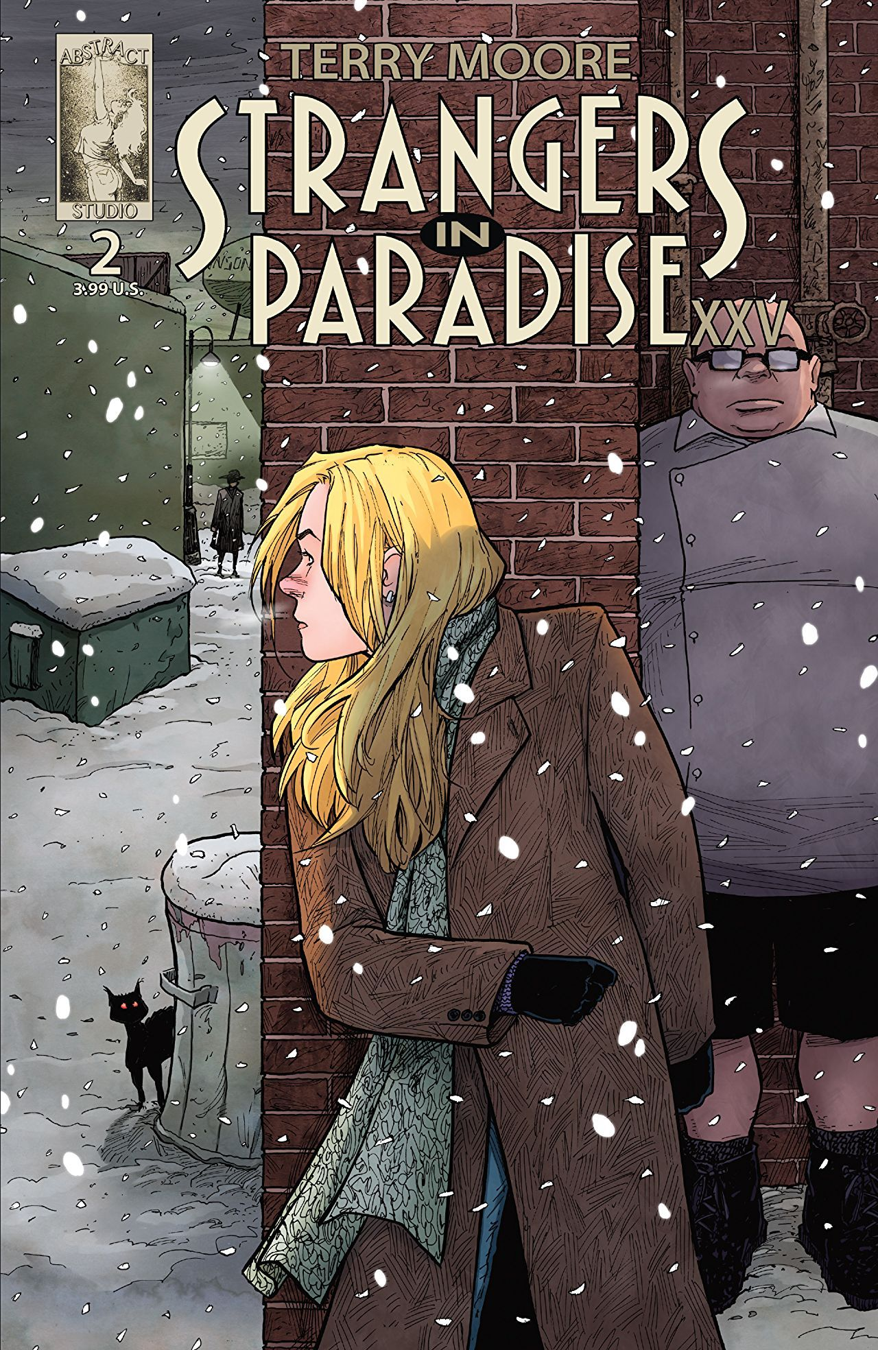 Strangers In Paradise Xxv 2 Comics By Comixology Indie Comic Digital Comic Book Art