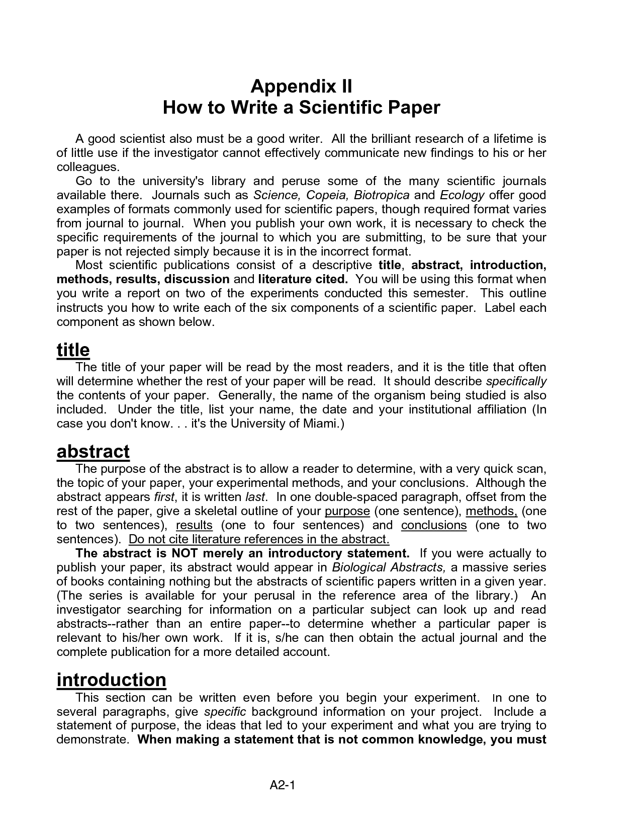 research paper appendix apa Click on the link above in the media box to download the pdf handout, apa sample paper.
