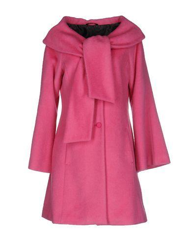 CARLA G. Women's Coat Fuchsia 10 US